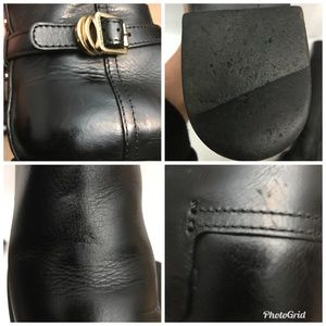 Tory Burch Shoes - NEW Tory Burch Tall Black Leather Riding Boots 7.5